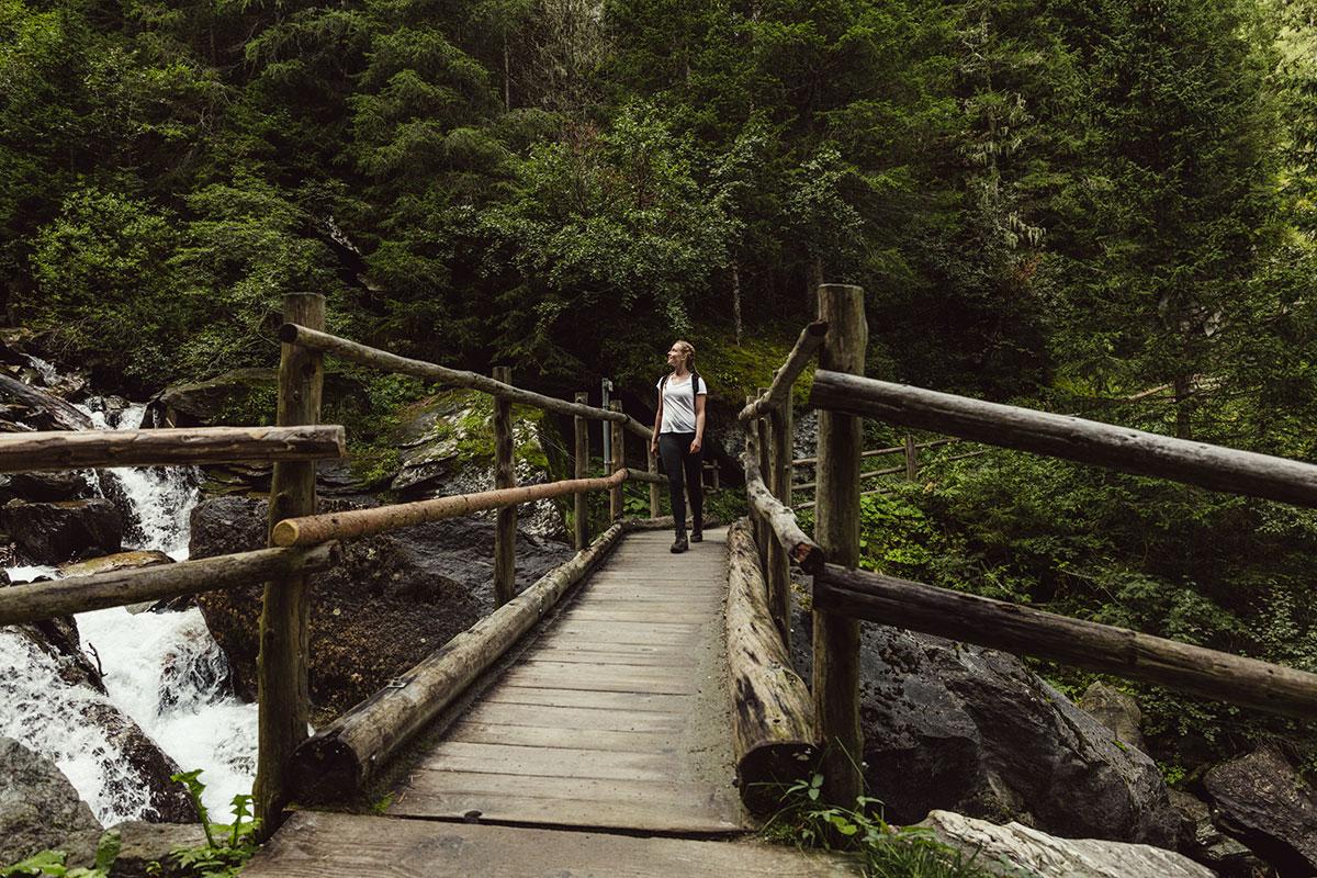 Sommer Umbalfälle in Osttirol